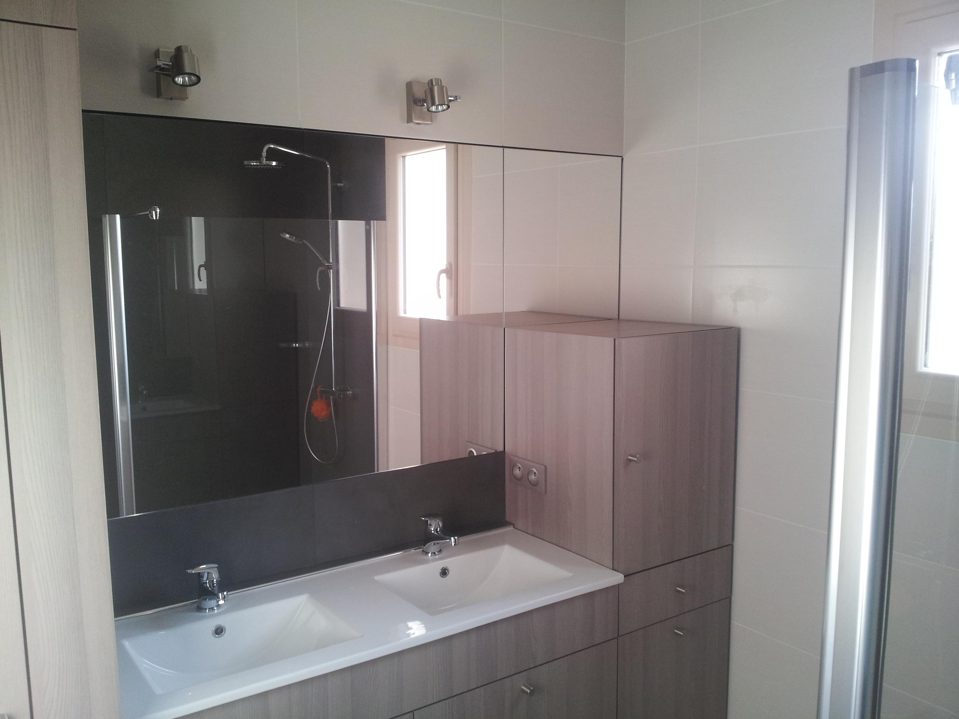 Meuble cuisine dans salle de bain - Idée pour cuisine