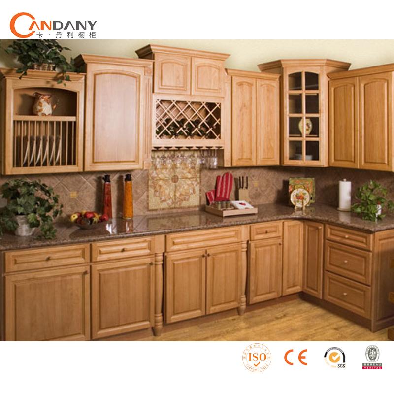meuble de cuisine en bois massif id e pour cuisine. Black Bedroom Furniture Sets. Home Design Ideas