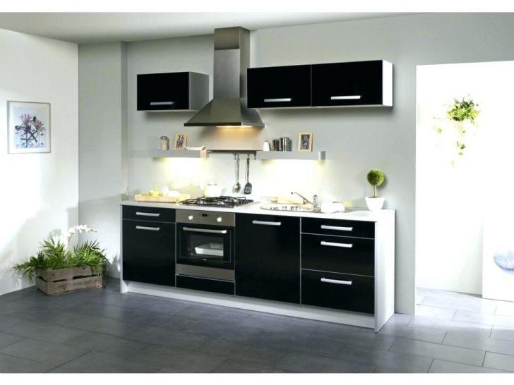 Meuble haut cuisine noir laqu id e pour cuisine - Meuble cuisine laque ...