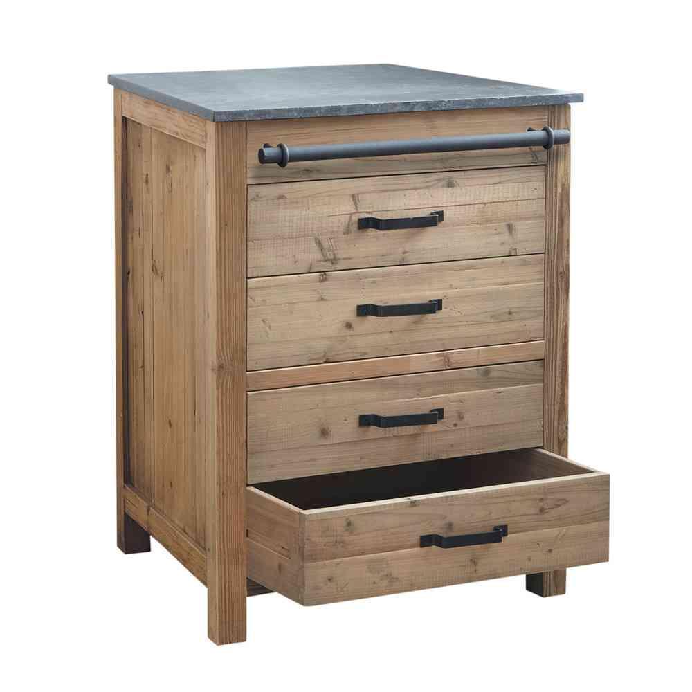 meuble bas cuisine maison du monde id e pour cuisine. Black Bedroom Furniture Sets. Home Design Ideas