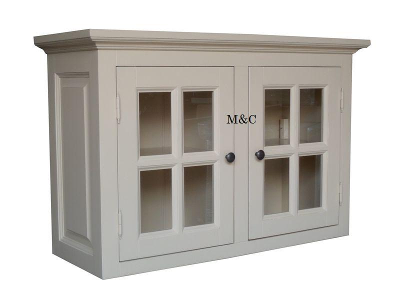 Meuble de cuisine haut porte vitr e id e pour cuisine - Porte vitree pour meuble ...
