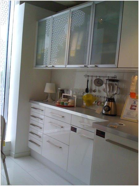 Meuble haut cuisine vitrée ikea - Boutique-gain-de-place.fr