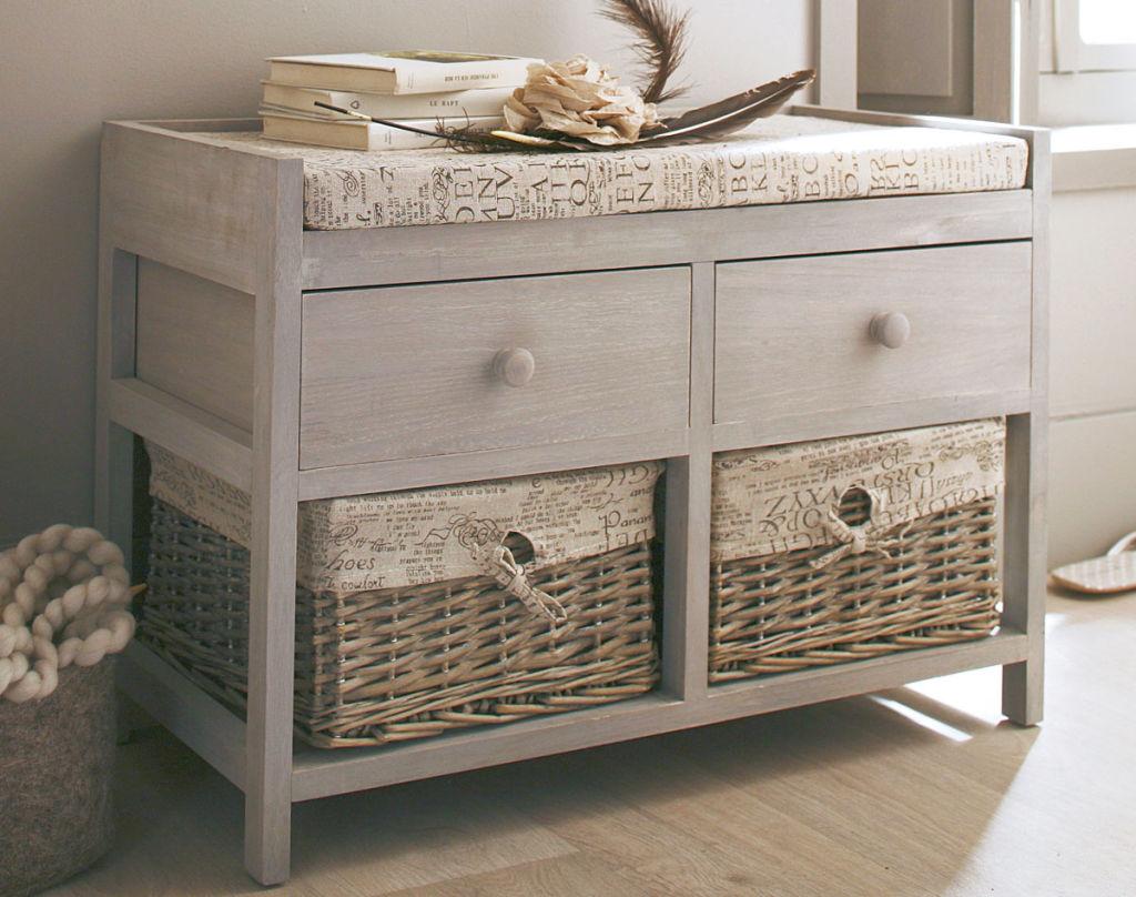 Maison du monde petit meuble blanc id e pour cuisine - Maison du monde meuble salle de bain ...
