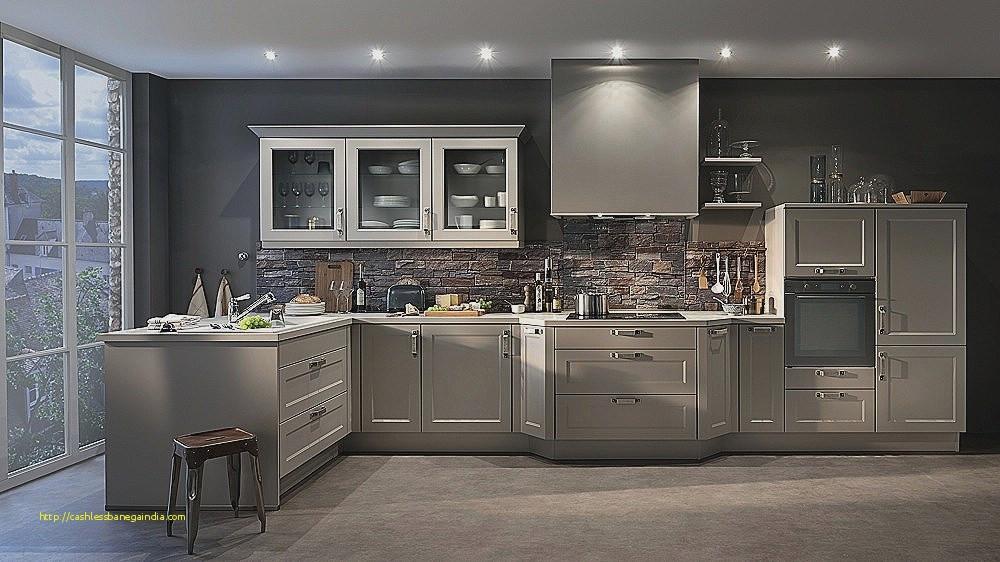 Meuble cuisine blanc et gris - Idée pour cuisine