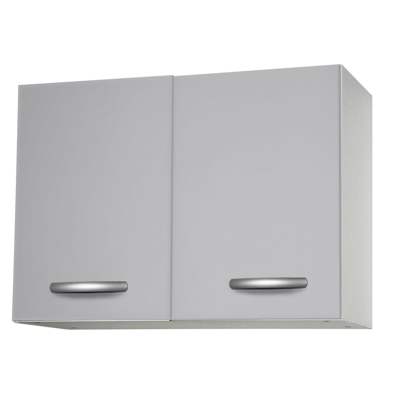 Meuble haut cuisine aluminium - Idée pour cuisine