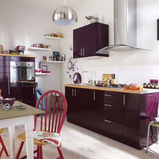 Meuble Cuisine Rose Leroy Merlin Idée Pour Cuisine