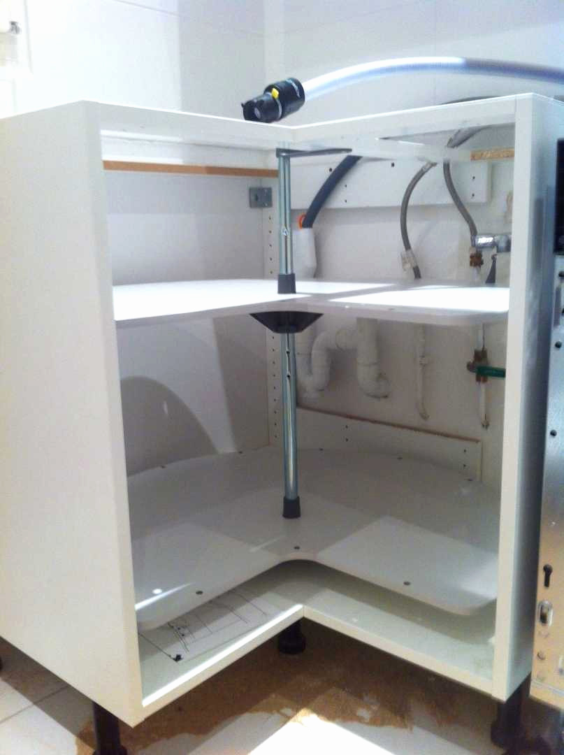 Meuble Angle Cuisine Haut Ikea Idée Pour Cuisine
