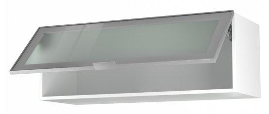 Meuble haut de cuisine vitré - Boutique-gain-de-place.fr