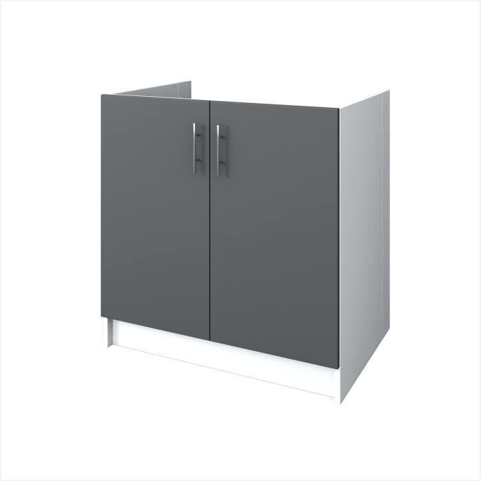 Conforama meuble cuisine sous evier - Idée pour cuisine