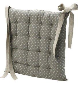 galette de chaise chez maison du monde id e pour cuisine. Black Bedroom Furniture Sets. Home Design Ideas