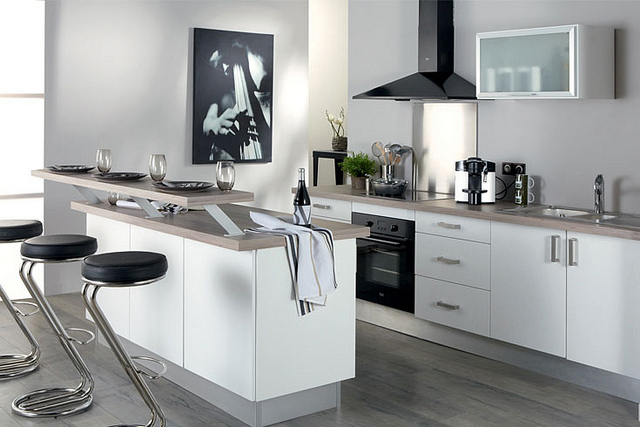 Modele cuisine amenagee id e pour cuisine - Modele cuisine amenagee ...