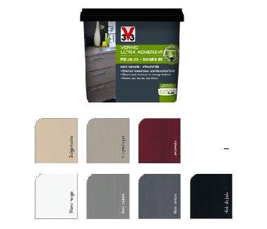 V33 renovation cuisine couleur