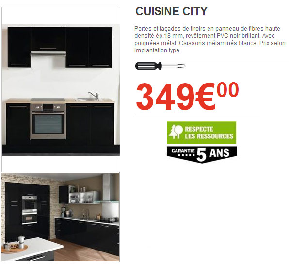 Porte de meuble de cuisine brico depot id e pour cuisine - Porte de meuble de cuisine brico depot ...