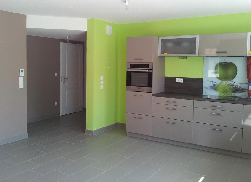 peinture de r novation cuisine id e pour cuisine. Black Bedroom Furniture Sets. Home Design Ideas