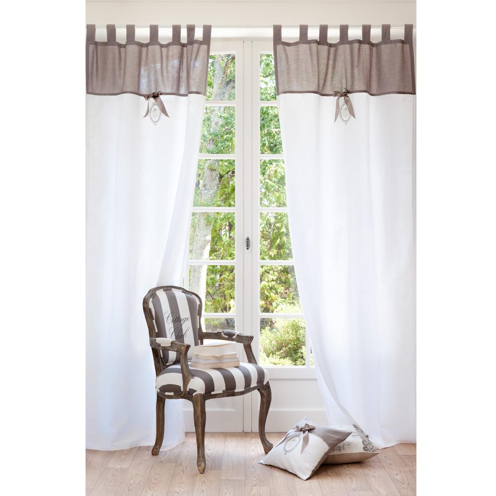 maison du monde catalogue rideaux