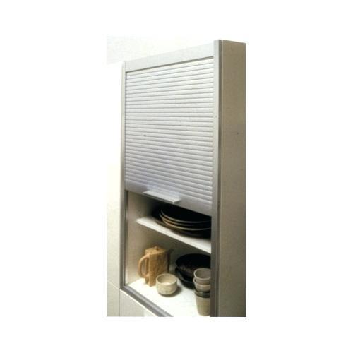 Meuble cuisine rideau coulissant pas cher id e pour cuisine - Porte rideau coulissant pour meuble ...