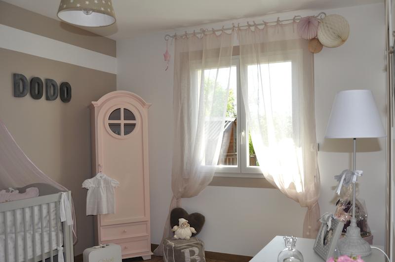rideau chambre bebe maison du monde id e pour cuisine. Black Bedroom Furniture Sets. Home Design Ideas