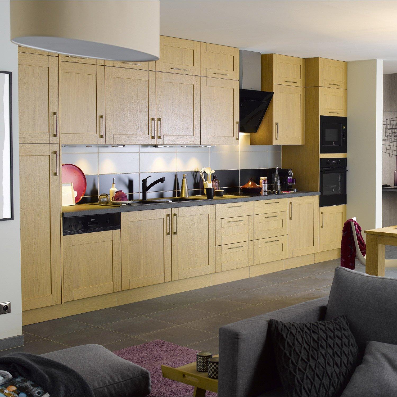 Peinture pour meuble de cuisine chez leroy merlin - Idée pour cuisine