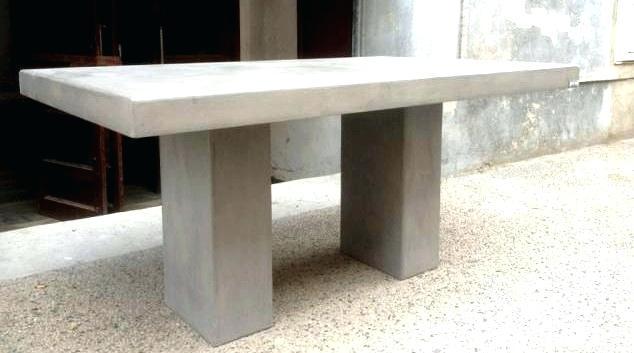 table basse beton cire maison du monde id e pour cuisine. Black Bedroom Furniture Sets. Home Design Ideas