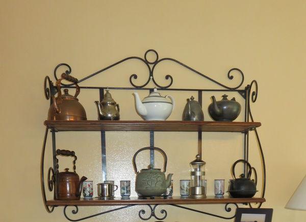 etagere murale cuisine maison du monde id e pour cuisine. Black Bedroom Furniture Sets. Home Design Ideas
