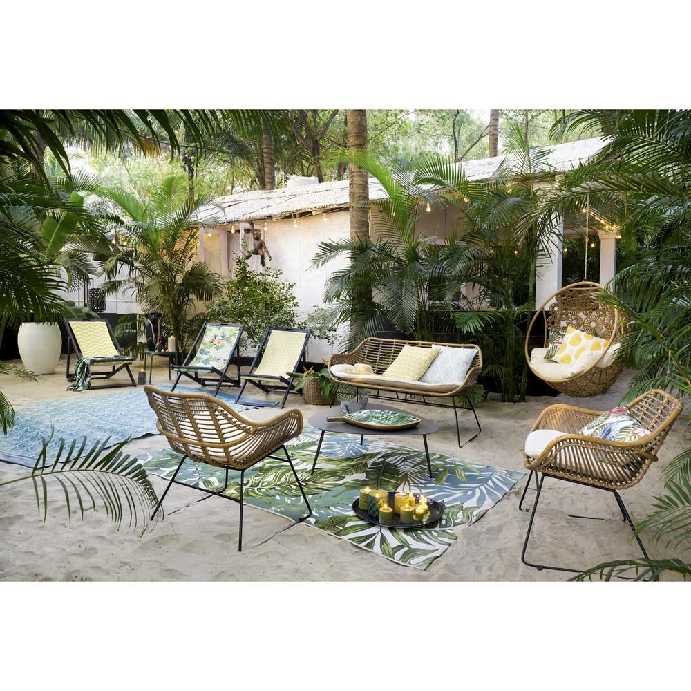 tapis d ext rieur maison du monde ventana blog. Black Bedroom Furniture Sets. Home Design Ideas