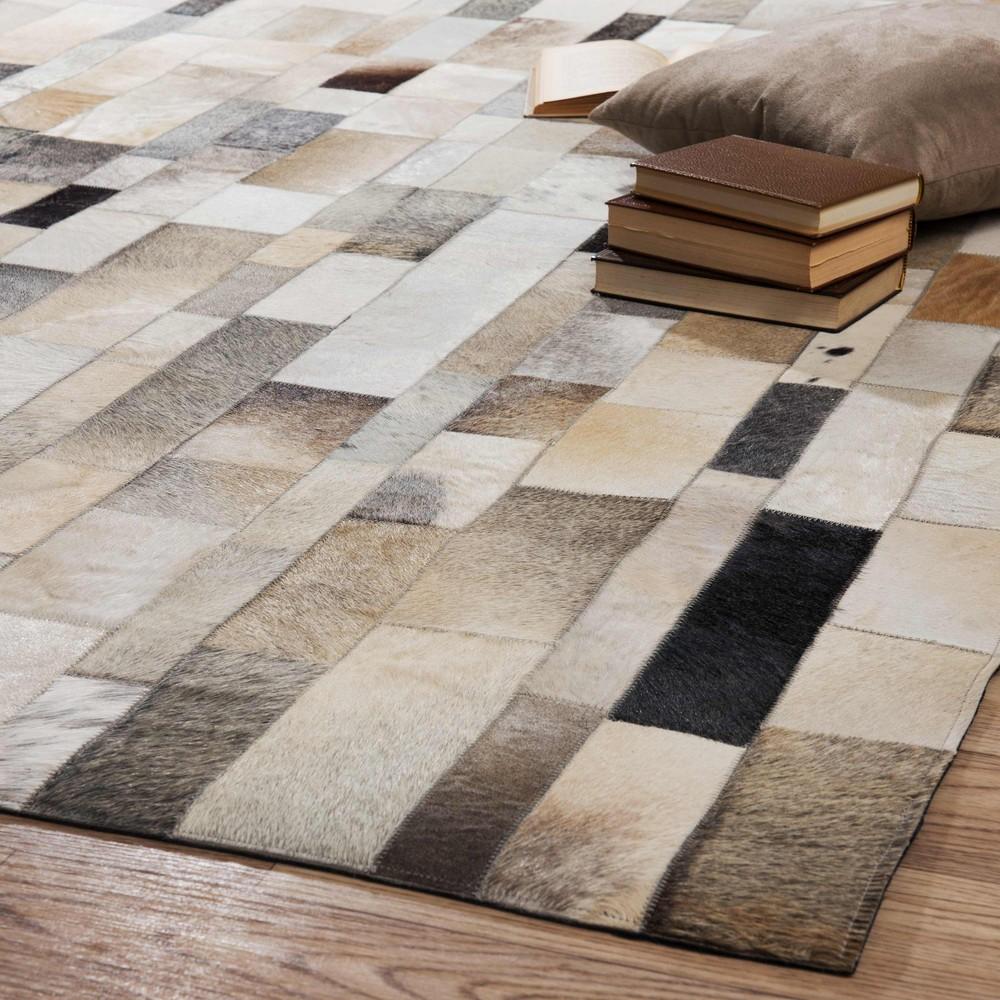 Maison du monde tapis cuir id e pour cuisine - Tapis de cuisine maison du monde ...