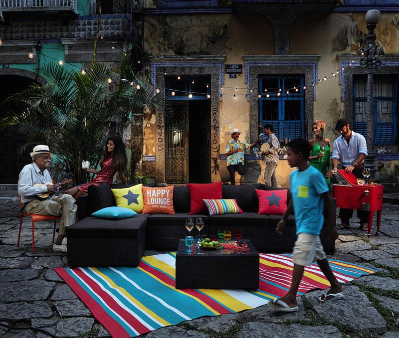 Maison du monde tapis d 39 ext rieur id e pour cuisine - Tapis de cuisine maison du monde ...