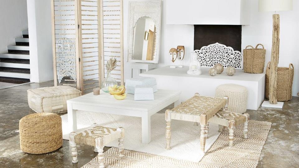 maison du monde tapis de salon id e pour cuisine. Black Bedroom Furniture Sets. Home Design Ideas