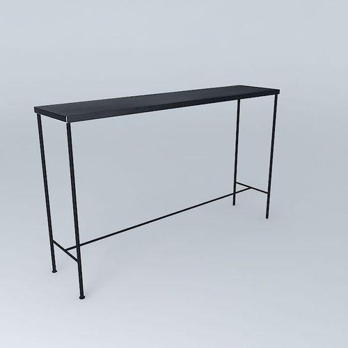 maison du monde console metal id e pour cuisine. Black Bedroom Furniture Sets. Home Design Ideas