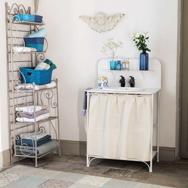 Maison du monde salle de bain deco id e pour cuisine - Maison du monde meuble salle de bain ...
